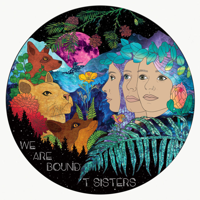 T Sisters - Indie Folk Sibling Harmony From Oakland California